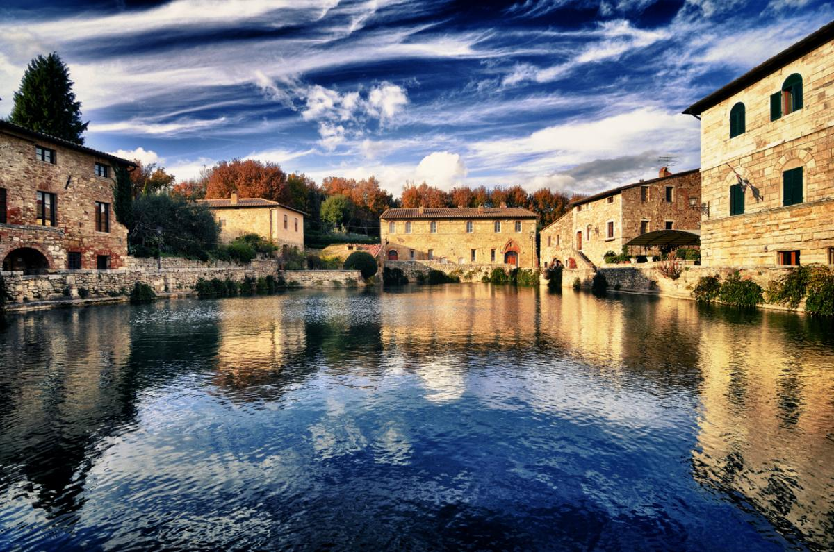 Tuscany Tours Wild Hot Springs And Beauty Spas Visit Petriolo