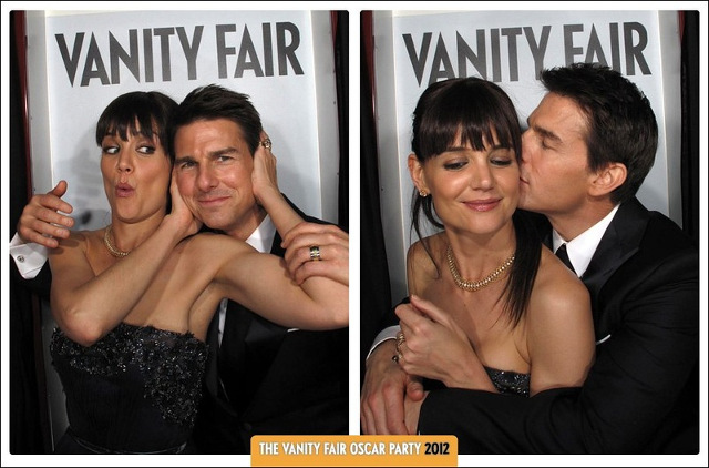 Celebrity Weddings In Italy Katie Holmes And Tom Cruise